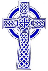 Celtic Prayer Cross
