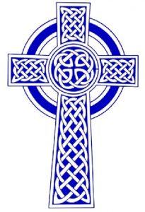Celtic Prayer Cross